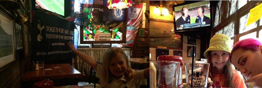 penny lane pub, richmond spurs