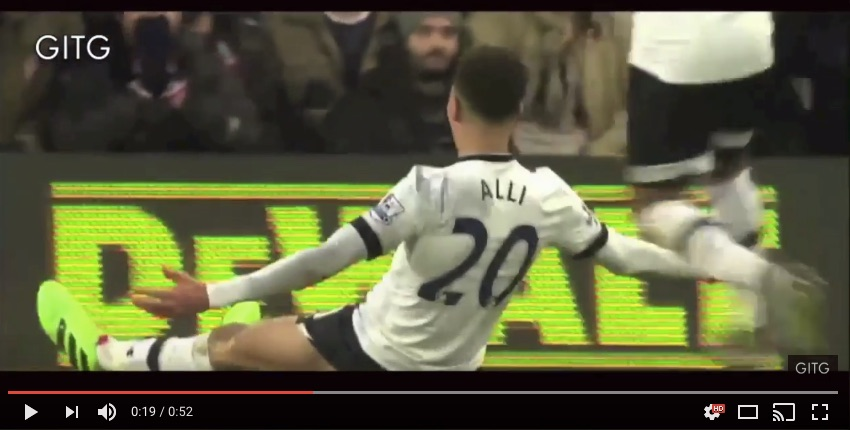 dele alli, thfc, richmond spurs