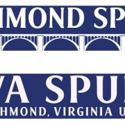 rva spurs scarf, richmond spurs scarf
