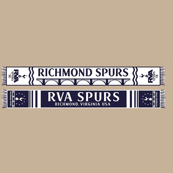 richmond spurs supporters scarf 2018